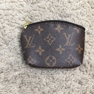Authentic(I THINK) Lv Monogram Coin Pouch